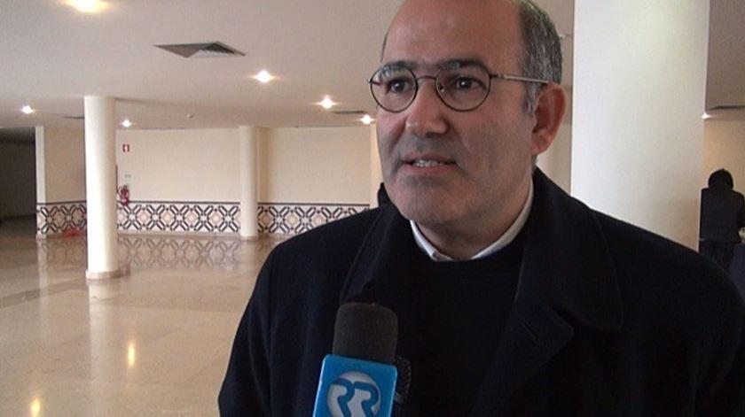 D. José Tolentino Mendonça, futuro bibliotecário e arquivista do Vaticano. Foto: RR