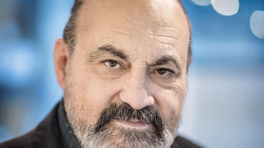 O teólogo e padre Tomás Halík encontra-se de novo em Portugal. Foto: DR