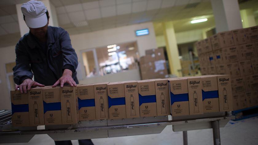 """""""Temos as empresas ligadas às máquinas"""", diz Paulo Valério, da APDIR. Foto: EPA"""