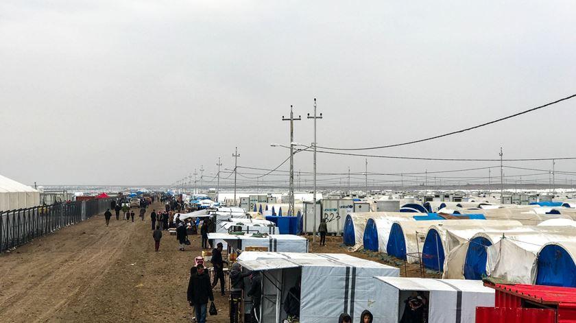 Fotos: Organização Internacional das Migrações